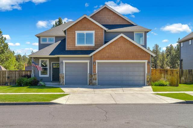 63776 Wellington Street, Bend, OR 97701 (MLS #220107179) :: Bend Relo at Fred Real Estate Group