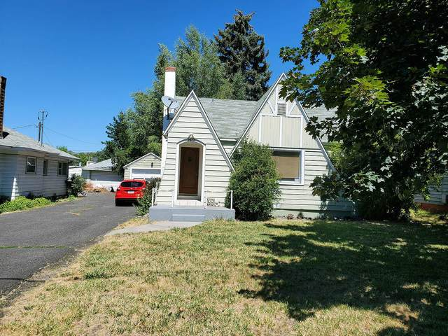 4623 Cannon Avenue, Klamath Falls, OR 97603 (MLS #220107183) :: Bend Relo at Fred Real Estate Group