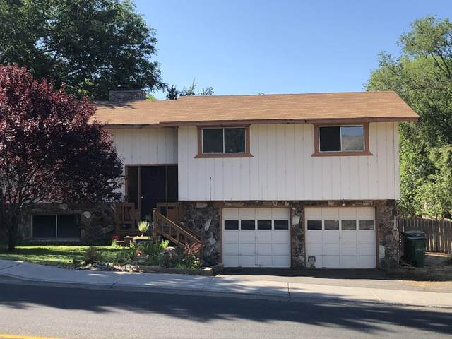 5910 Shasta Way, Klamath Falls, OR 97603 (MLS #220107268) :: Team Birtola | High Desert Realty