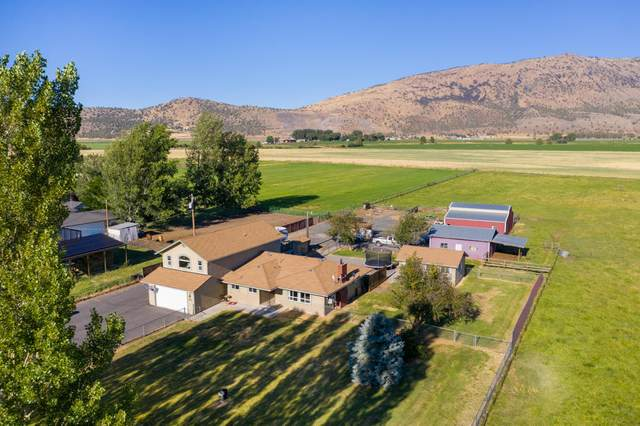 13161 Highway 39, Klamath Falls, OR 97603 (MLS #220107272) :: The Ladd Group