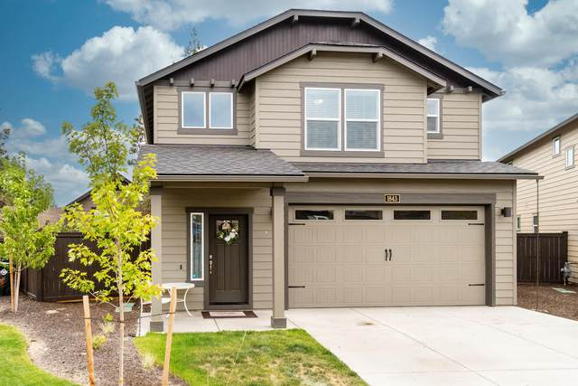 1843 NE Kristi Court, Bend, OR 97701 (MLS #220107312) :: Bend Relo at Fred Real Estate Group