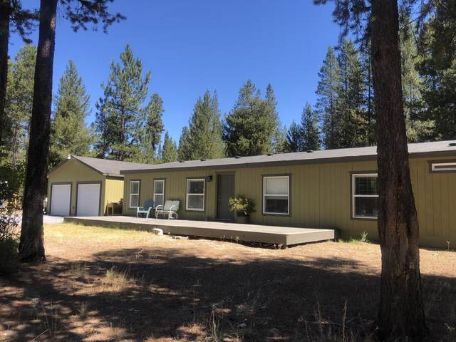 136629 Jug Drive, Crescent, OR 97733 (MLS #220107372) :: Central Oregon Home Pros