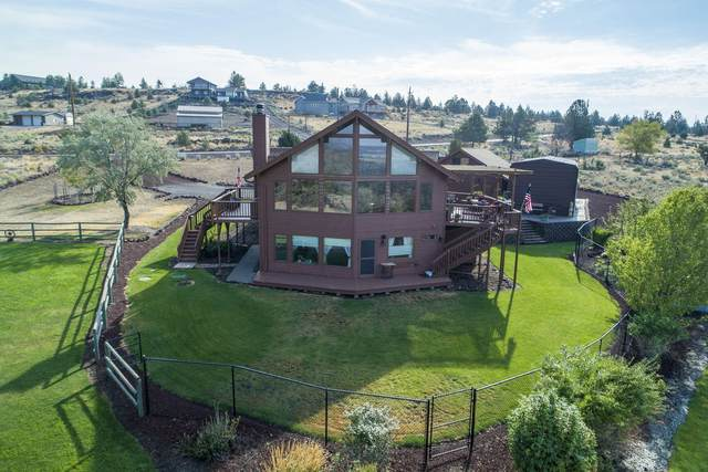 10127 SW Shad Road, Terrebonne, OR 97760 (MLS #220107417) :: Bend Relo at Fred Real Estate Group