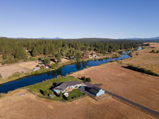 40806 Cattle Drive, Chiloquin, OR 97624 (MLS #220107644) :: Windermere Central Oregon Real Estate