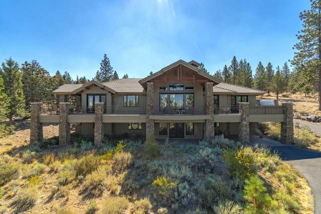 3412 NW Greenleaf Way, Bend, OR 97703 (MLS #220108046) :: Windermere Central Oregon Real Estate