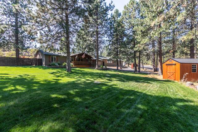 19111 Shoshone Road, Bend, OR 97702 (MLS #220108199) :: Coldwell Banker Bain