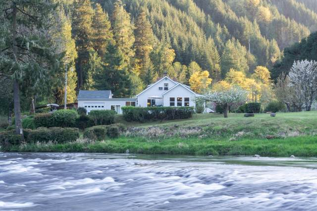 27277 Lower Smith River Road, Reedsport, OR 97467 (MLS #220108410) :: The Payson Group