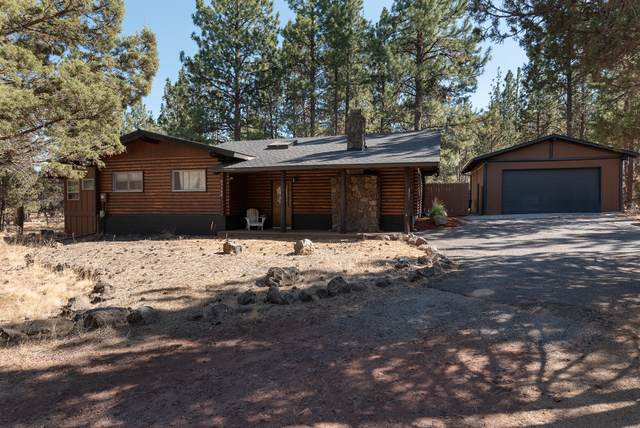 63366 Saddleback Place, Bend, OR 97703 (MLS #220108414) :: Berkshire Hathaway HomeServices Northwest Real Estate