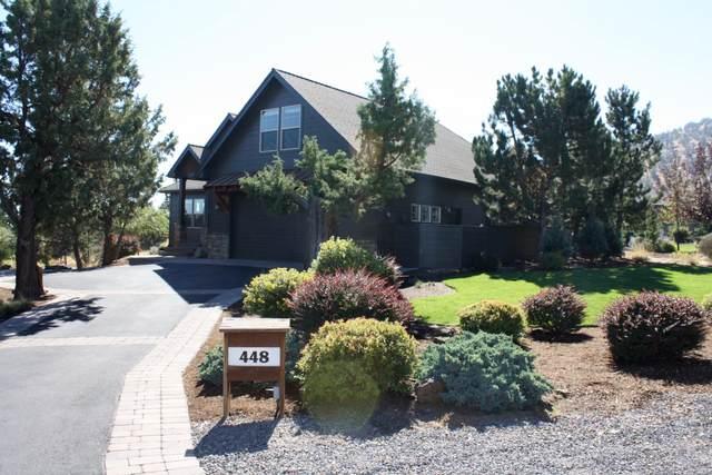448 Highland Meadow Loop, Redmond, OR 97756 (MLS #220108499) :: Coldwell Banker Bain