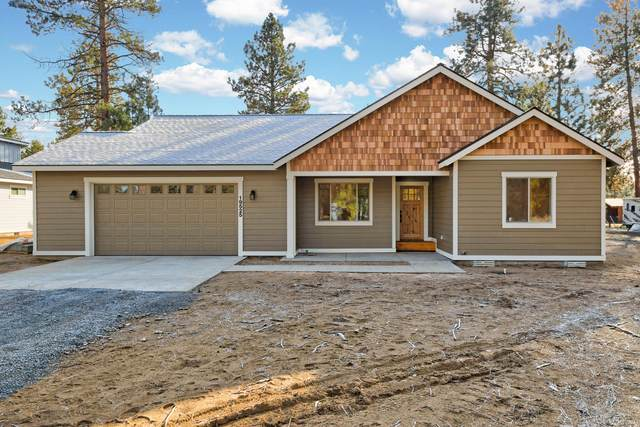 60126 Turquoise Road, Bend, OR 97702 (MLS #220108552) :: Coldwell Banker Bain