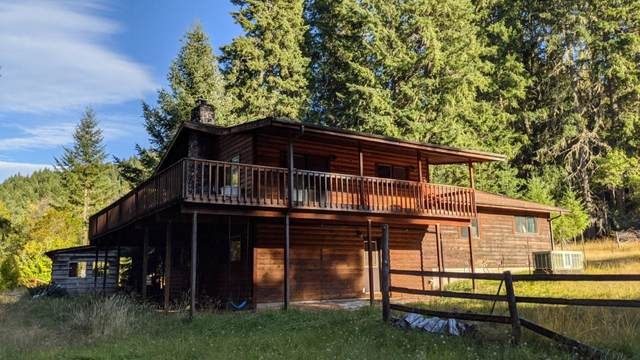 19021 Upper Cow Creek Road, Azalea, OR 97410 (MLS #220108753) :: The Payson Group