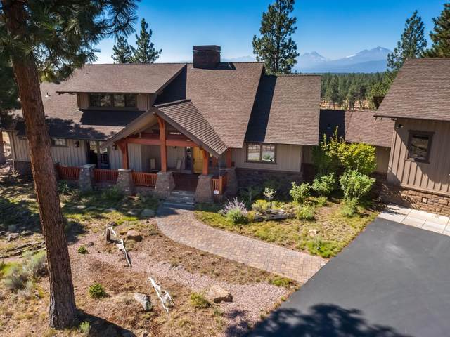 16675 Wilt Road, Sisters, OR 97759 (MLS #220108772) :: Berkshire Hathaway HomeServices Northwest Real Estate