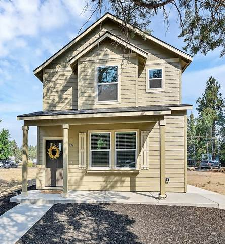 374 W Washington Avenue, Sisters, OR 97759 (MLS #220108847) :: Top Agents Real Estate Company