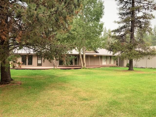 16191 Buena Vista Drive, La Pine, OR 97739 (MLS #220108916) :: Coldwell Banker Bain