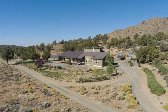 82261 Shotgun Pass, Silver Lake, OR 97638 (MLS #220108932) :: Fred Real Estate Group of Central Oregon