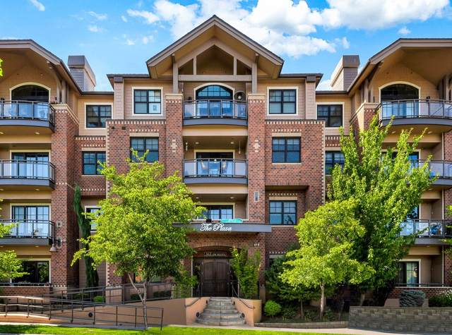 363 SW Bluff Drive Unit 208, Bend, OR 97702 (MLS #220108935) :: The Payson Group