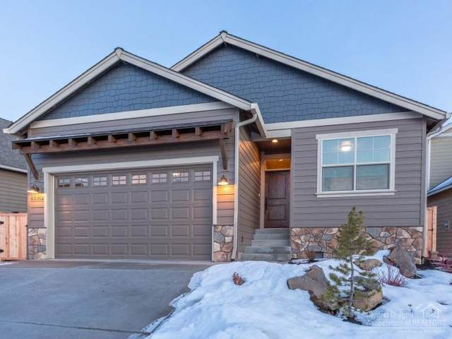 63362 Tristar Drive, Bend, OR 97701 (MLS #220109108) :: Coldwell Banker Bain