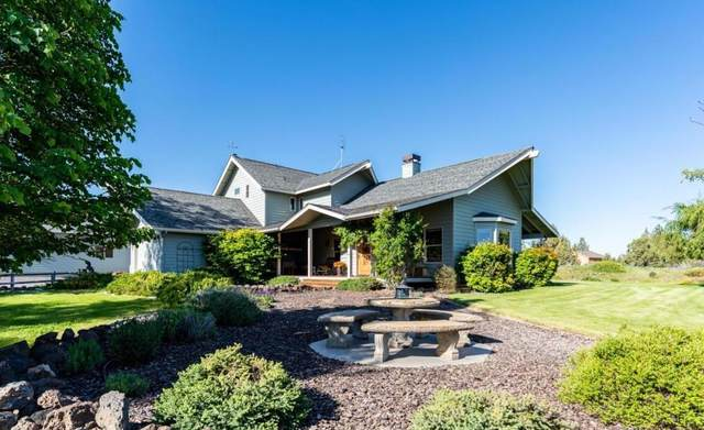23065 Butterfield Trail, Bend, OR 97702 (MLS #220109153) :: The Payson Group