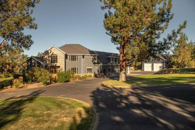 60675 Billadeau Road, Bend, OR 97702 (MLS #220109159) :: The Payson Group