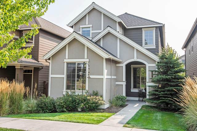 20741 NE Comet Lane, Bend, OR 97701 (MLS #220109174) :: The Payson Group