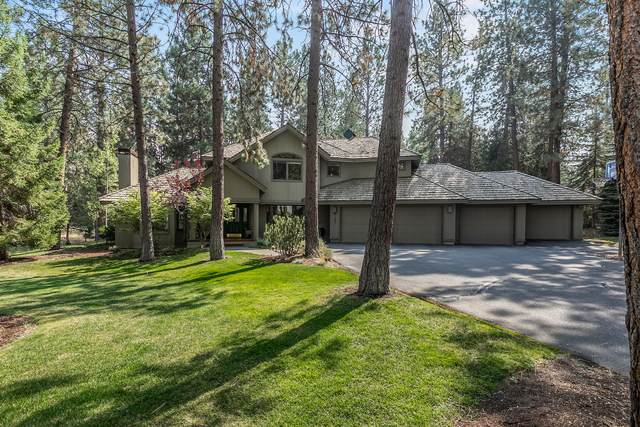 61162 Minaret Circle, Bend, OR 97702 (MLS #220109207) :: Bend Homes Now