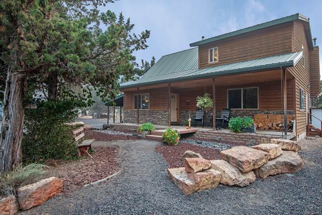 1520 NW Lower Bridge Way, Terrebonne, OR 97760 (MLS #220109307) :: Fred Real Estate Group of Central Oregon