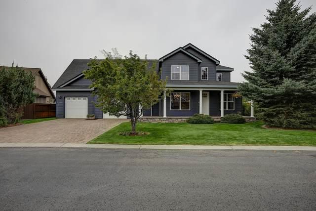 61185 Ridgwater Loop, Bend, OR 97702 (MLS #220109401) :: Bend Homes Now