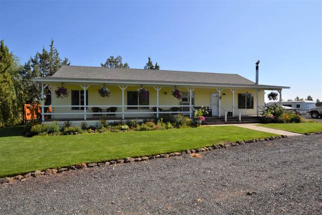 24855 Deer Lane, Bend, OR 97701 (MLS #220109427) :: Team Birtola | High Desert Realty