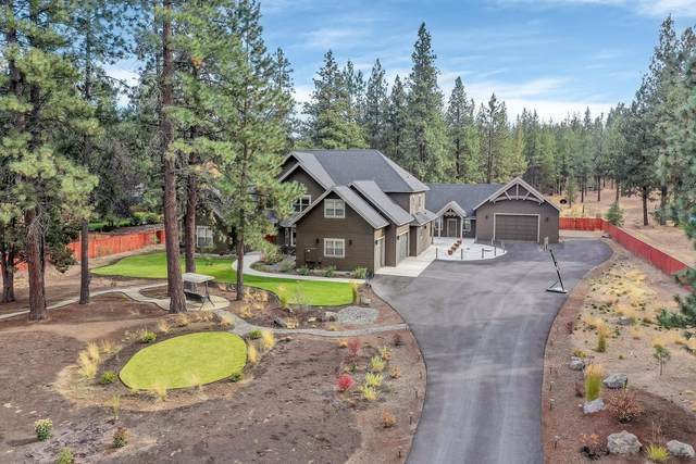 19575 Buck Canyon Road, Bend, OR 97702 (MLS #220109442) :: The Payson Group
