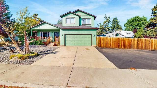 2813 NE North Pilot Butte Drive, Bend, OR 97701 (MLS #220109456) :: Berkshire Hathaway HomeServices Northwest Real Estate