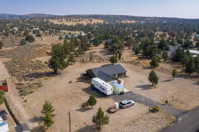 16698 SE Creek Road, Prineville, OR 97754 (MLS #220109474) :: Team Birtola | High Desert Realty