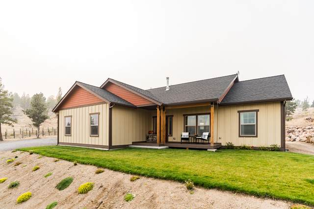 5805 NE Timber Lane, Prineville, OR 97754 (MLS #220109483) :: Team Birtola | High Desert Realty