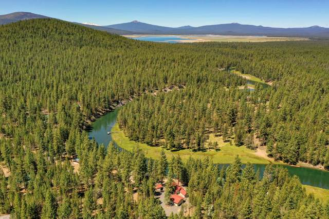 51974 Old Wickiup Road, La Pine, OR 97739 (MLS #220109565) :: The Riley Group