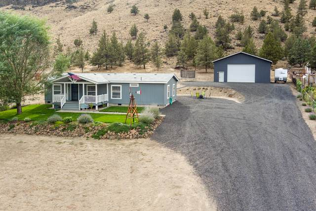 11346 SW Horny Hollow Trail, Terrebonne, OR 97760 (MLS #220109580) :: Coldwell Banker Bain