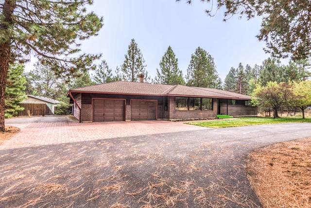 60830 Diamond Road, Bend, OR 97702 (MLS #220109631) :: Coldwell Banker Bain