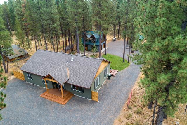 16105 Mountain Sheep Lane, Bend, OR 97707 (MLS #220109690) :: Team Birtola | High Desert Realty