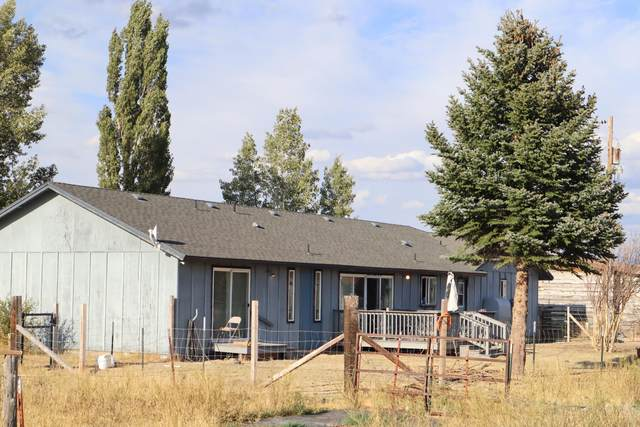 94128 Osborne Lane, Lakeview, OR 97630 (MLS #220109700) :: The Ladd Group