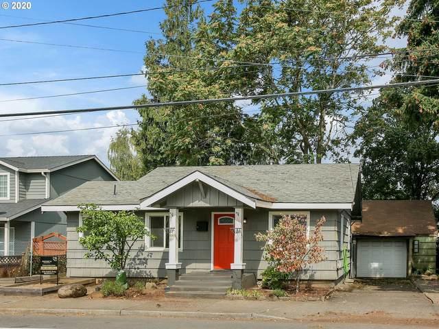 7417 SE Duke Street, Portland, OR 97206 (MLS #220109726) :: The Ladd Group