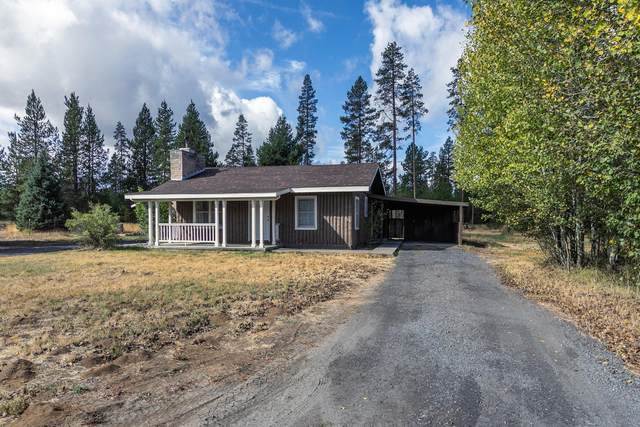 52415 Pine Drive, La Pine, OR 97739 (MLS #220109750) :: Fred Real Estate Group of Central Oregon