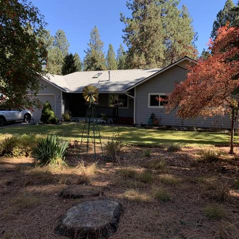 59878 Navajo Road, Bend, OR 97702 (MLS #220109836) :: The Ladd Group