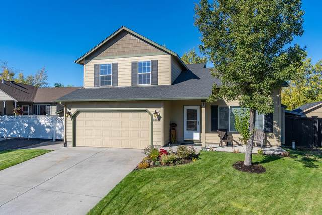 63063 Wild Buckwheat Court, Bend, OR 97701 (MLS #220109975) :: The Payson Group