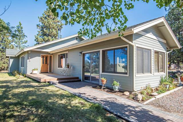 60250 Hanes Road, Bend, OR 97702 (MLS #220110058) :: Berkshire Hathaway HomeServices Northwest Real Estate