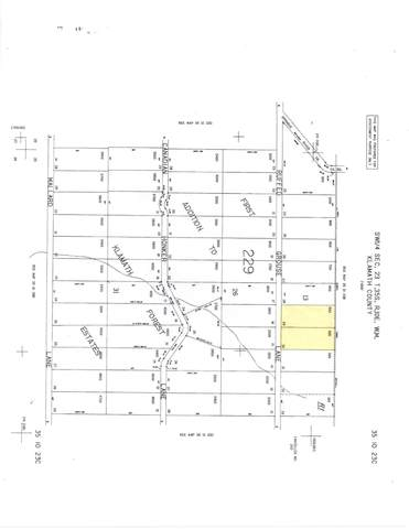 Lots 29-30 Ruffed Grouse Lane, Sprague River, OR 97639 (MLS #220110356) :: The Payson Group