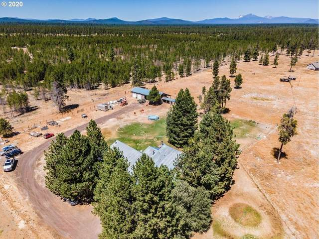 50495 Hwy 31, La Pine, OR 97739 (MLS #220110422) :: Bend Relo at Fred Real Estate Group