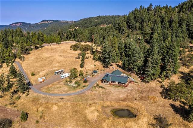 12632 Dead Indian Memorial Road, Ashland, OR 97520 (MLS #220110428) :: The Payson Group