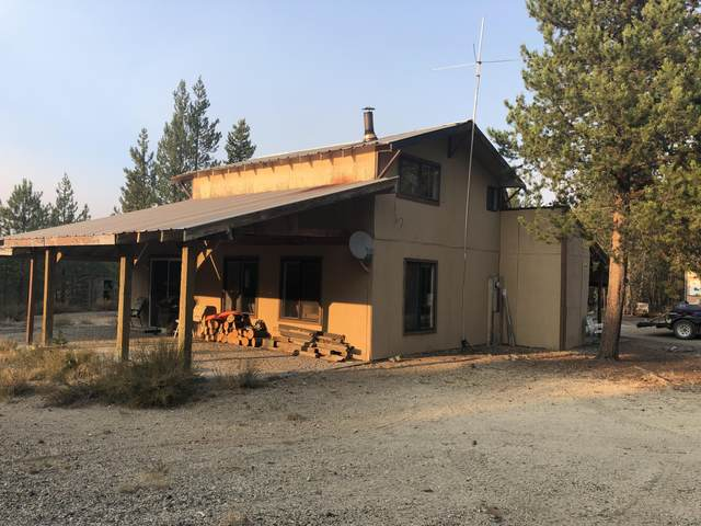 123412 Surveyor Road, Crescent Lake, OR 97733 (MLS #220110541) :: Fred Real Estate Group of Central Oregon