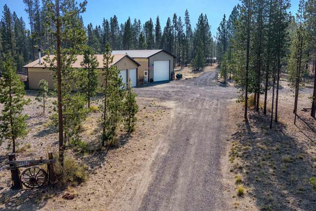 1600 Lot Stallion, La Pine, OR 97739 (MLS #220110582) :: Rutledge Property Group