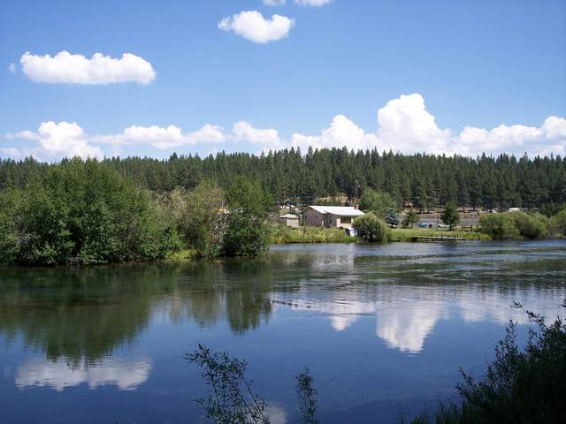 lot 2 Bray Mill, Chiloquin, OR 97624 (MLS #220110590) :: The Payson Group