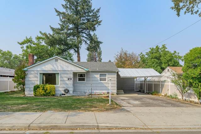 214 4th Street, Phoenix, OR 97535 (MLS #220110601) :: The Payson Group