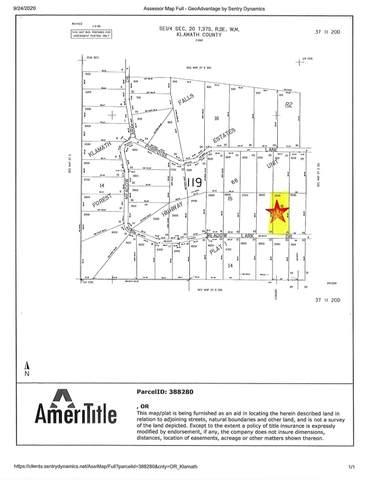 Meadow Lark Drive Lot 45, Bonanza, OR 97623 (MLS #220110606) :: The Payson Group